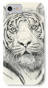 Tigerlily IPhone Case