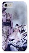 Tigress IPhone Case