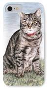 Tomcat Max IPhone Case