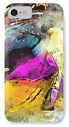 Toroscape 28 IPhone Case