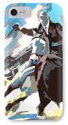 Toroscape 31 IPhone Case