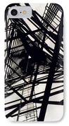 Tower Grid IPhone Case