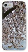 Tree Blossoms Landscape 11 Spring Blossoms Art Prints Giclee Sky Storm Clouds IPhone Case