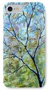 Tree Number Two IPhone Case