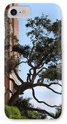 Trees In Space IPhone Case