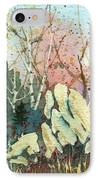 Triptych Panel 1 IPhone Case