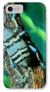 Tropical Blue Weevil IPhone Case