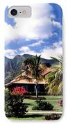 Tropical Plantation IPhone Case