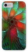 Tropical Tones IPhone Case
