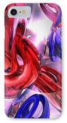 Unchained Abstract IPhone Case