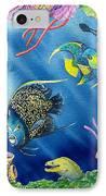 Undersea Garden IPhone Case
