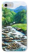 Upriver IPhone Case