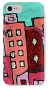 Urban Heat IPhone Case