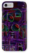 Urban Street Scene IPhone Case
