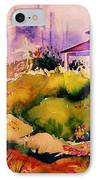 Vermont Summers IPhone Case