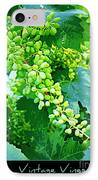Vintage Vines  IPhone Case