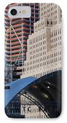 W T C Path Station IPhone Case