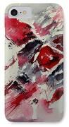 Watercolor  050407 IPhone Case