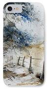 Watercolor  061106 IPhone Case
