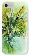 Watercolor  120406 IPhone Case