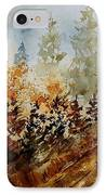 Watercolor  250607 IPhone Case