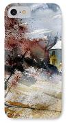 Watercolor  251205 IPhone Case