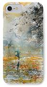 Watercolor  261006 IPhone Case
