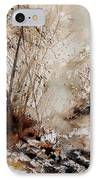 Watercolor  290808 IPhone Case