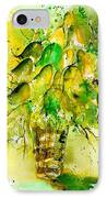 Watercolor 90801 IPhone Case