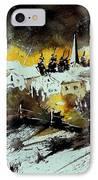 Watercolor  909072 IPhone Case