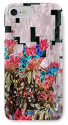 Waterfall Flowers 2 IPhone Case