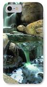 Waterfall On Maui IPhone Case