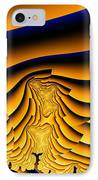 Waves Of Grain IPhone Case
