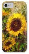 Wild Sun IPhone Case
