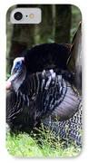 Wild Turkey 1 IPhone Case