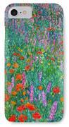 Wildflower Current IPhone Case