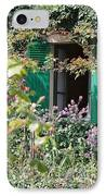 Window To Monet IPhone Case