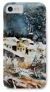 Winter In Vivy  IPhone Case