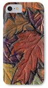 Woodland Carpet IPhone Case