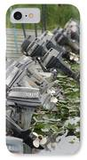 Yamaha Outboards IPhone Case