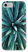 Yucca Plant Detail IPhone Case