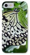 Zebra In Disguise IPhone Case