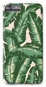 Palm Print IPhone 8 Plus Case by Lauren Amelia Hughes
