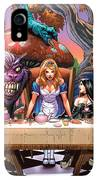 Alice In Wonderland 06a IPhone XR Case by Zenescope Entertainment