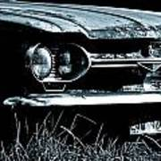 1964 Corvair 500 Poster