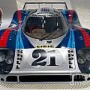 1971 Porsche 917 Lh Coupe Poster