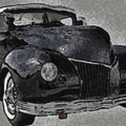 39 Custom Coupe Poster