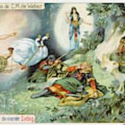 Act One, Scene Six  Huon Poster