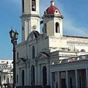 Catedral Mi Ciudad. Poster