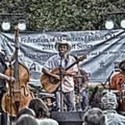 John Arthur Martinez Band Poster
